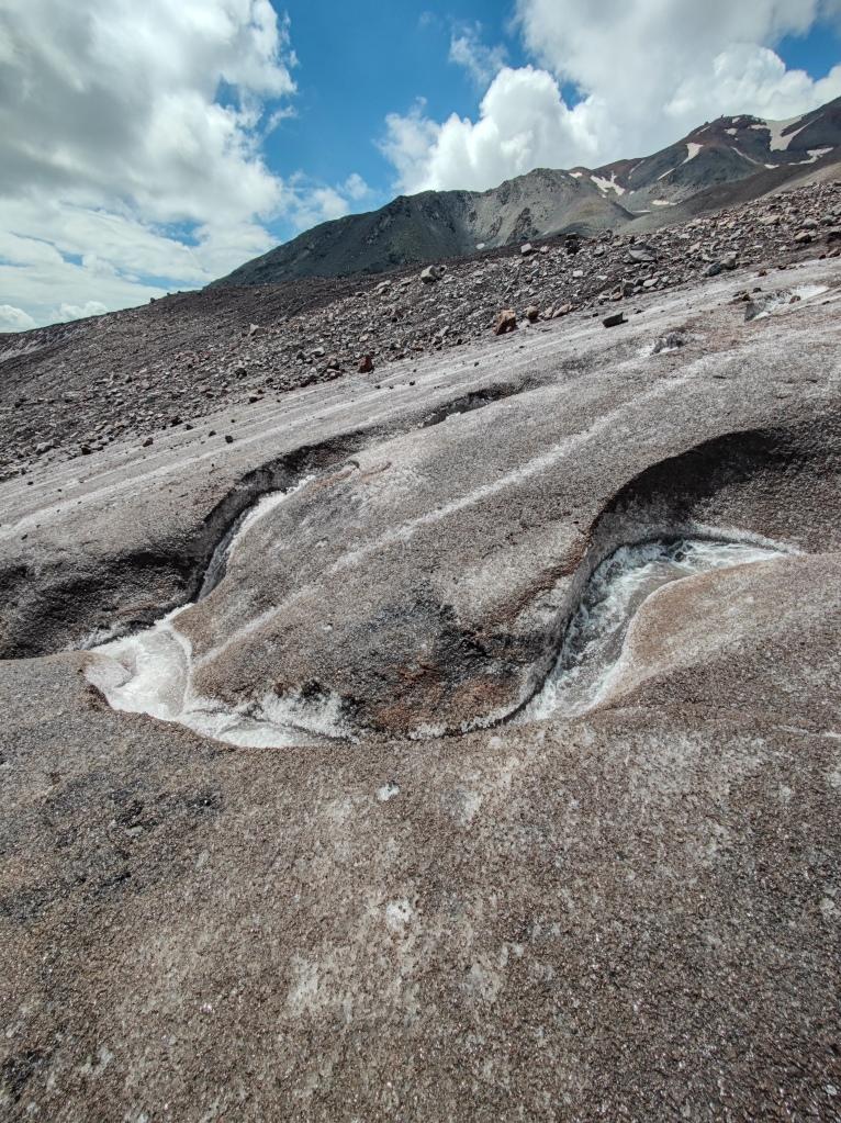 Kazbek Glacier