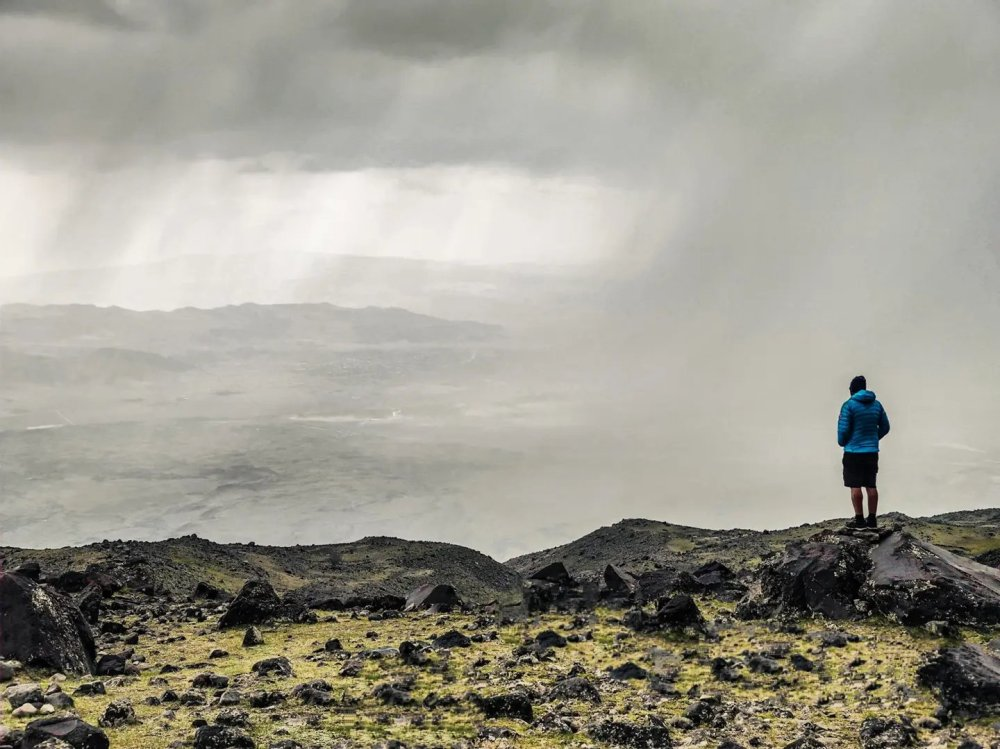 Ararat base camp weather storm